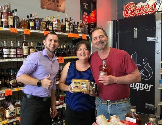 Your Neighborhood Liquor Store JTs Liquor Store Wichita KS